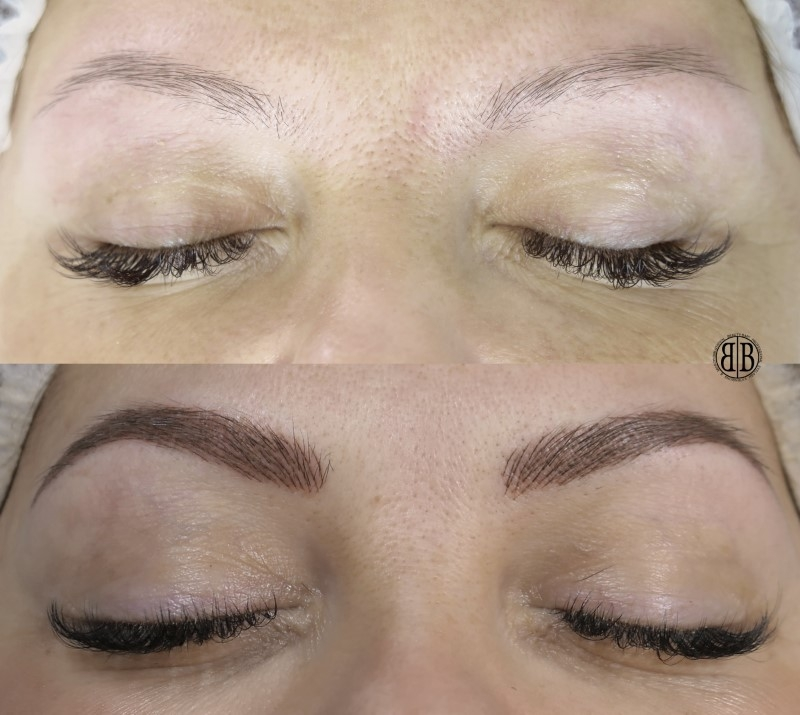 Semi Permanent Makeup Gallery | Beauty Bar