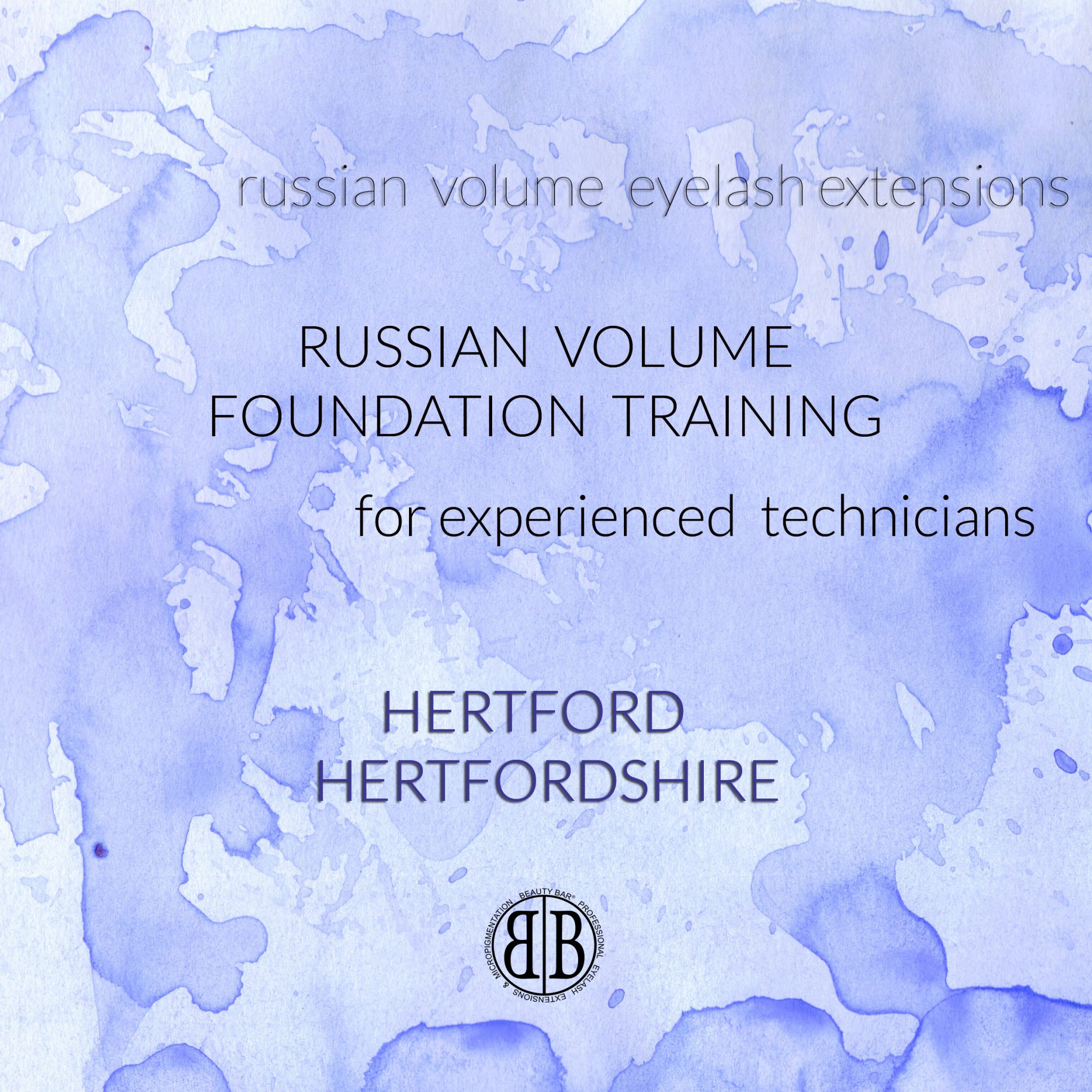 7deccaf2e32 21st July RUSSIAN VOLUME FOUNDATION TRAINING | Beauty Salon Hertford