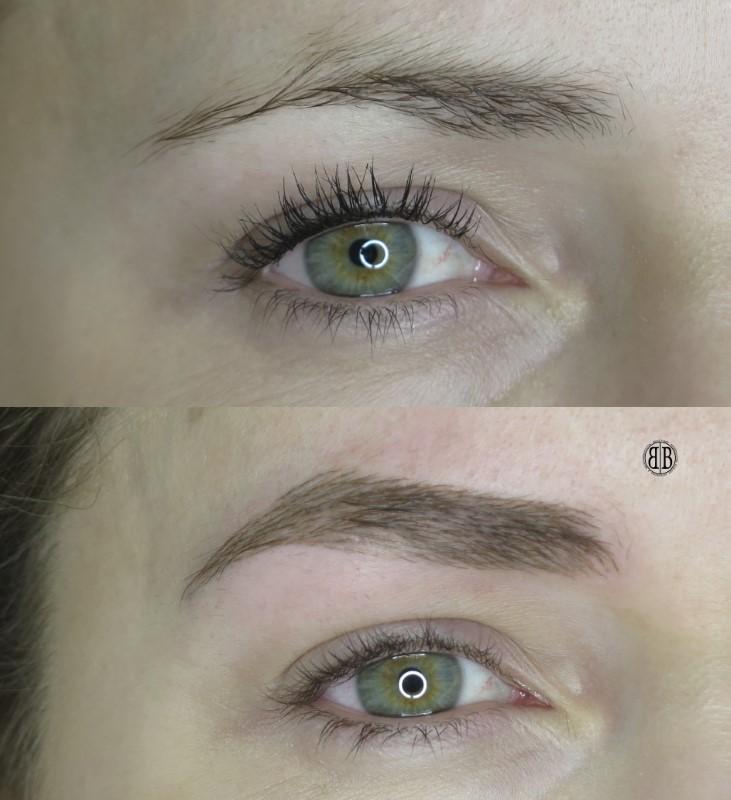 Eyebrow Tattoo Hertford | Eyebrow Tattooing | Beauty Bar