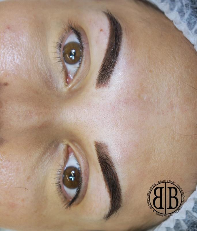 Permanent Eyebrows Hertfordshire Beauty Salon Hertfordshire